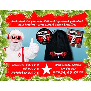 Weihnachtsedition 3er Set