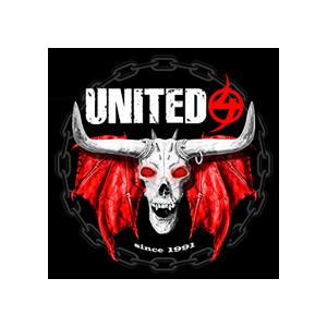 United4 Aufkleber